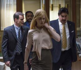 photo 21/139 - Nicole Kidman, Michael Kelly, Alfred Molina, Chiwetel Ejiofor, - Aux Yeux de Tous - © Universal Pictures International