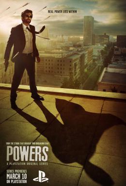 photo 25/25 - Powers - Saison 1 - © Playstation