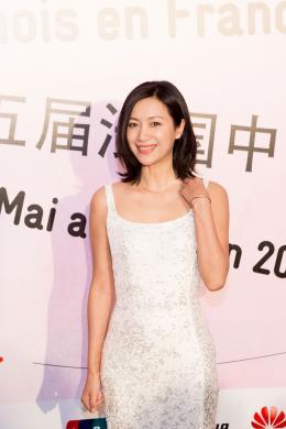 Jinglei Xu 5ème Festival du cinéma chinois en France 2015 photo 7 sur 15
