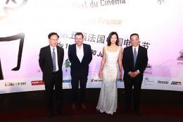 Jinglei Xu 5ème Festival du cinéma chinois en France 2015 photo 3 sur 15