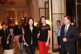 Jinglei Xu 5ème Festival du cinéma chinois en France 2015 photo 6 sur 15