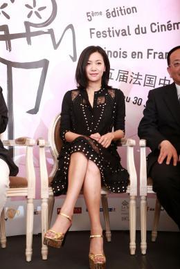 Jinglei Xu 5ème Festival du cinéma chinois en France 2015 photo 8 sur 15