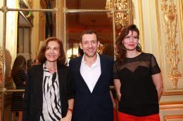 Anne Fontaine 5ème Festival du Cinéma Chinois en France photo 1 sur 8