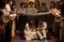 photo 5/16 - Kheiron, Le�la Bekhti, Zabou Breitman, Cam�lia Jordana - Nous Trois ou Rien - © Gaumont Distribution