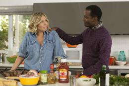 Baron Vaughn Grace et Frankie photo 3 sur 3