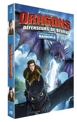 photo 1/1 - Dragons : Défenseurs de Beurk - © Fox Pathée Europa (FPE)