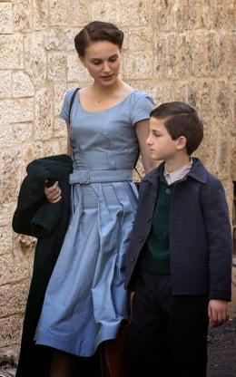 Une Histoire d'Amour et de Ténèbres Natalie Portman, Amir Tessler photo 3 sur 14