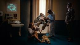 photo 77/120 - Emmanuel Moynot, Bernard Blancan, Emilia Derou-Bernal - Cosmodrama - © La 25ème Heure