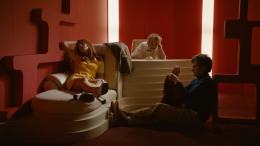 photo 103/120 - Emilia Derou-Bernal, Emmanuel Moynot, Bernard Blancan - Cosmodrama - © La 25ème Heure