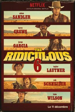 photo 16/17 - The Ridiculous Six - © Netflix