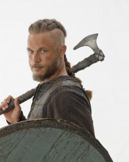 photo 1/12 - Travis Fimmel - Vikings - Saison 1 - © � MGM Television