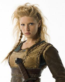 photo 9/12 - Katheryn Winnick - Vikings - Saison 1 - © � MGM Television