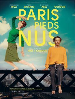 Paris Pieds Nus Affiche Paris pieds nus photo 5 sur 6