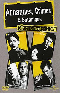 Arnaques, crimes et botanique Dvd Collector photo 1 sur 1