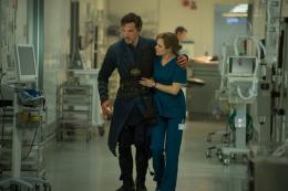 Doctor Strange Benedict Cumberbatch & Rachel McAdams photo 7 sur 54