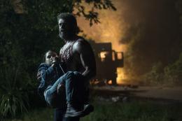 photo 23/37 - Dafne Keen, Hugh Jackman - Logan - © 20th Century Fox