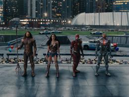 photo 17/25 - Justice League - © Warner Bros
