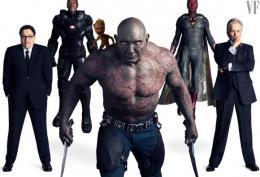 Avengers : Infinity War photo 1 sur 7