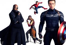 Avengers : Infinity War photo 6 sur 7