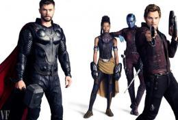 Avengers : Infinity War photo 7 sur 7