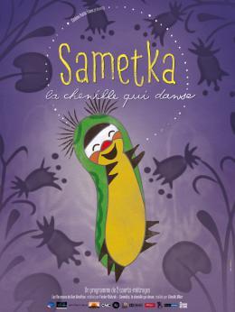 Sametka, la chenille qui danse photo 7 sur 7