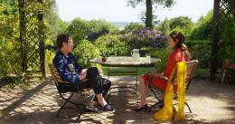 photo 7/18 - Reda Kateb & Sophie Semin - Les Beaux Jours d'Aranjuez - © Alfama Films
