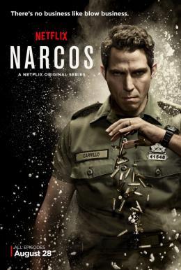 Narcos - Saison 1 photo 1 sur 43