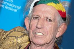 photo 7/13 - Keith Richards - Keith Richards : Under the Influence - © Isabelle Vautier pour CommeAuCinema