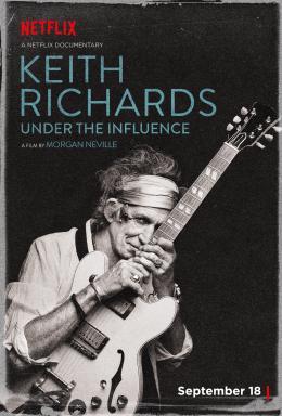 photo 9/13 - Keith Richards : Under the Influence - © Netflix