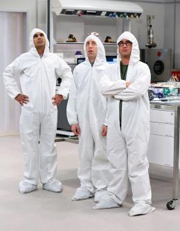 photo 18/21 - The Big Bang Theory - Saison 8 - © Canal +