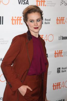 Evan Rachel Wood Into the Forest - 40ème Festival International du Film de Toronto 2015 photo 7 sur 126