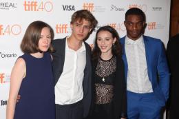 photo 5/22 - Présentation du film au 40ème Festival International du Film de Toronto 2015 - Into the Forest - © Isabelle Vautier pour CommeAuCinema.com