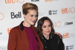 Evan Rachel Wood Into the Forest - 40�me Festival International du Film de Toronto 2015 photo 8 sur 120