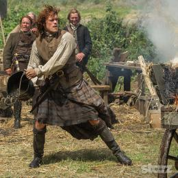 Sam Heughan  Outlander photo 9 sur 16