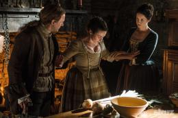 photo 18/48 - Outlander - Saison 1 - © Starz