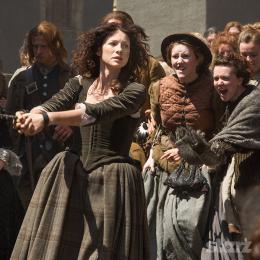 photo 35/48 - Outlander - Saison 1 - © Starz