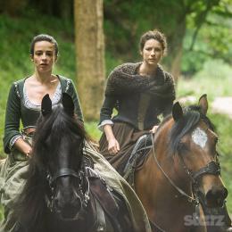 photo 41/48 - Outlander - Saison 1 - © Starz