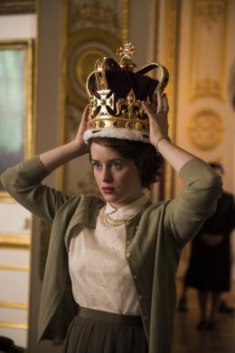 Claire Foy The Crown photo 8 sur 12