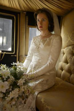 Claire Foy The Crown photo 7 sur 12