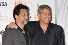 photo 50/62 - Georges Clooney - Our Brand is Crisis - © Isabelle Vautier pour CommeAuCinema.com