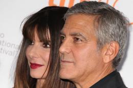 photo 52/62 - Sandra Bullock, Georges Clooney - Our Brand is Crisis - © Isabelle Vautier pour CommeAuCinema.com
