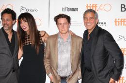 photo 46/62 - Sandra Bullock, David Gordon Green, Georges Clooney - Our Brand is Crisis - © Isabelle Vautier pour CommeAuCinema.com