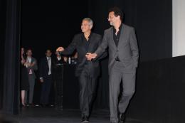 photo 55/62 - Georges Clooney - Our Brand is Crisis - © Isabelle Vautier pour CommeAuCinema.com