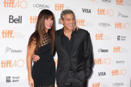 photo 43/62 - Sandra Bullock, Georges Clooney - Our Brand is Crisis - © Isabelle Vautier pour CommeAuCinema.com