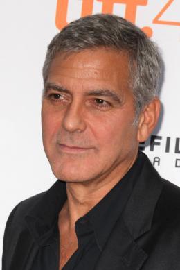 photo 54/62 - Georges Clooney - Our Brand is Crisis - © Isabelle Vautier pour CommeAuCinema.com