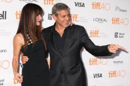 photo 47/62 - Sandra Bullock, Georges Clooney - Our Brand is Crisis - © Isabelle Vautier pour CommeAuCinema.com