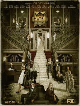 photo 15/33 - Hotel (Saison 5) - American Horror Story - Saison 5 (Hotel) - © FX