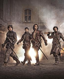 Howard Charles The Musketeers photo 1 sur 1