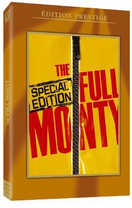 photo 2/5 - Dvd - Edition Prestige - The Full monty