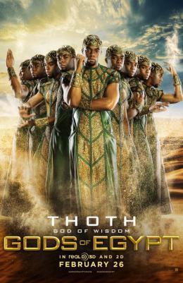 Chadwick Boseman Gods of Egypt photo 6 sur 45
